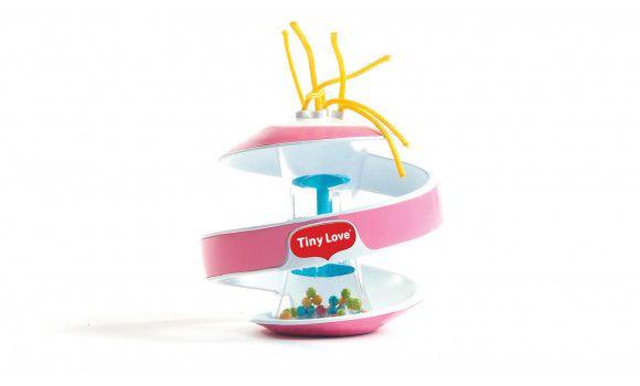 Brinquedo Bola Inspiral Rosa Tiny Love (rainstick pink)