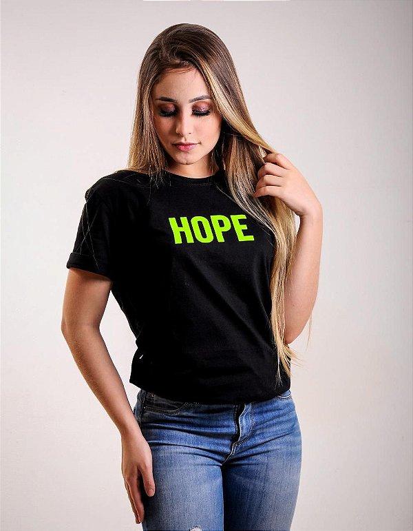 Camisa HOPE (NEON)