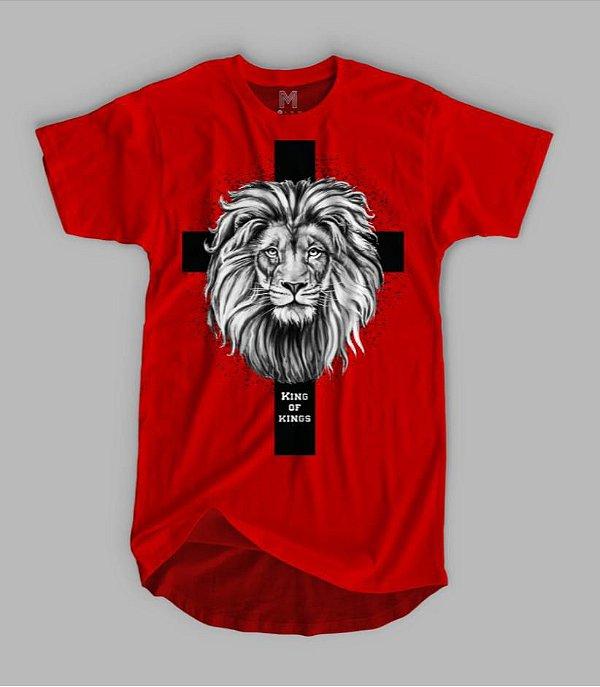 Long King of kings vermelha