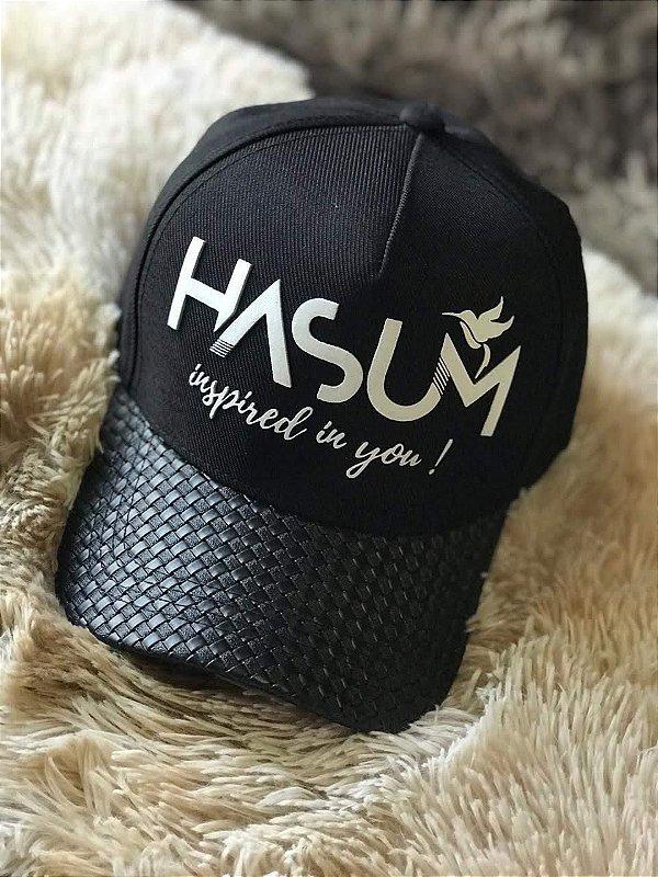 Boné telado Hasum