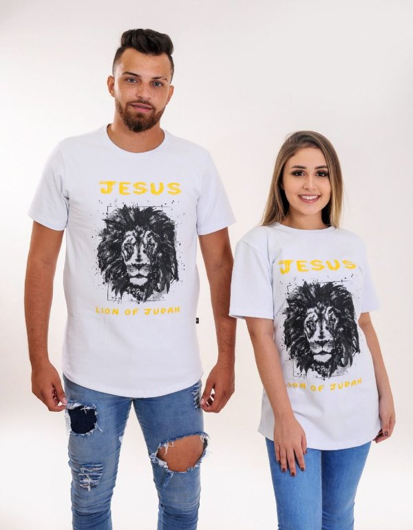 Lion of Judá - new designer  (cor branca)