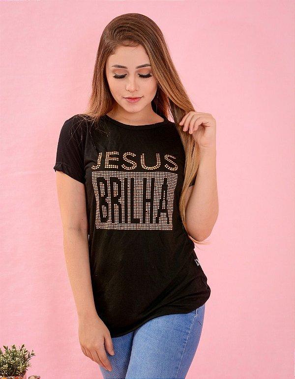 Babylong strass Jesus Brilha