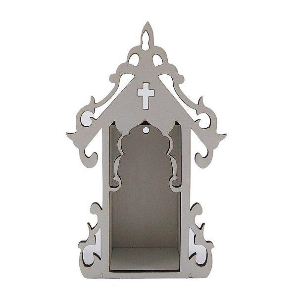Capela Torre Branca PP - Pacote com 3 peças - Cód.: 9668