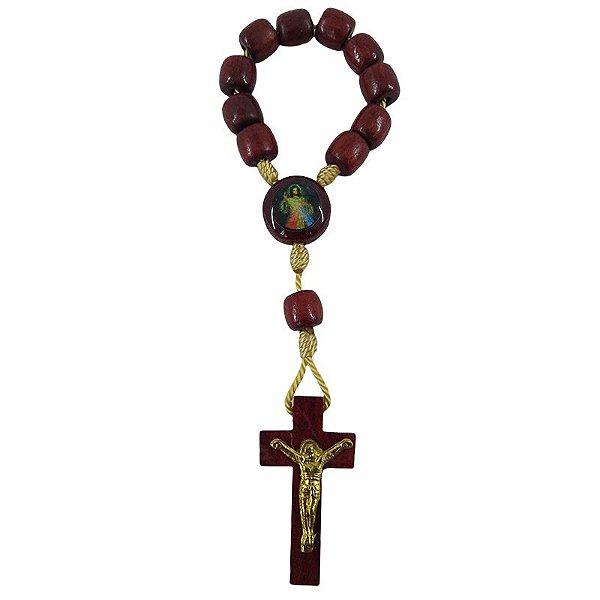 Dezena de Jesus Misericordioso e Santa Faustina - A Dúzia - Cód.: 8686
