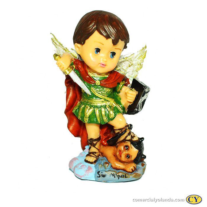 São Miguel Arcanjo criança G - A Unidade - Cód.: 8571