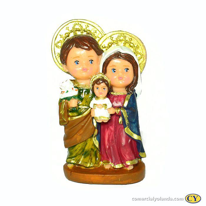 Sagrada Família criança M - A Unidade - Cód.: 2557