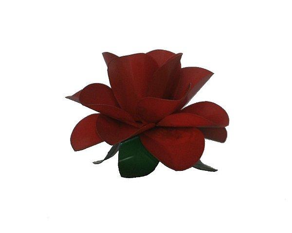 Castiçal Flor de Mesa - A unidade - Cód.: 845