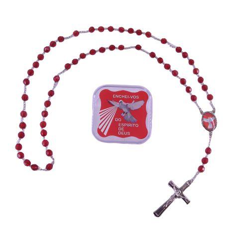 Terço do Divino Espírito Santo - A Peça - Cód.: 2493