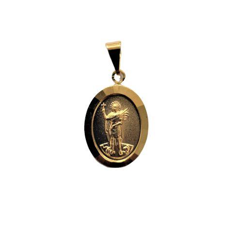 Medalha Santo Expedito - O pacote com 6 peças - Cód.: 464