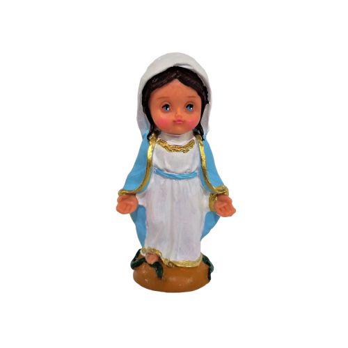 Nossa Senhora das Graças Criança M - O Pacote com 3 peças - Cód.: 7913