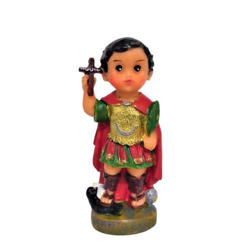 Santo Expedito Criança P - O pacote com 3 peças - Cód.: 4048