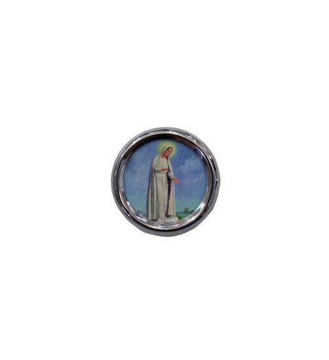 Imã Redondo de Nossa Senhora de Fátima - A dúzia - Cód.: 1555