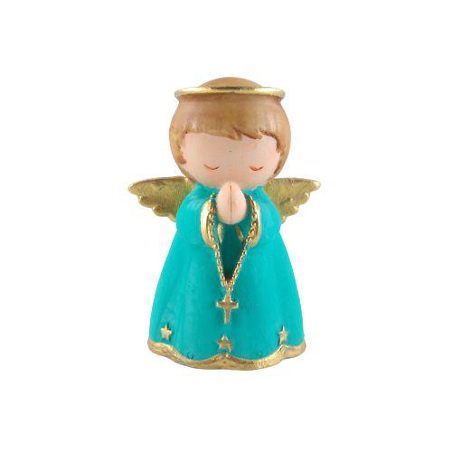 Anjo Colorido em Resina - O pacote com 3 peças - Cód.: 5019