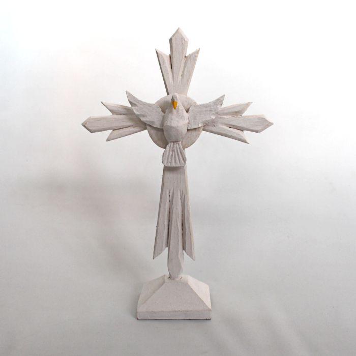 Divino Espírito Santo de mesa - A peça - Cód.: 4878