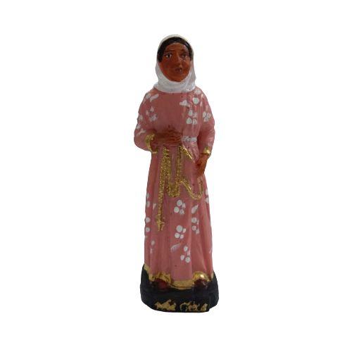 Imagem de Nhá Chica de 9 cm em Resina - A Unidade - Cód.: 7759