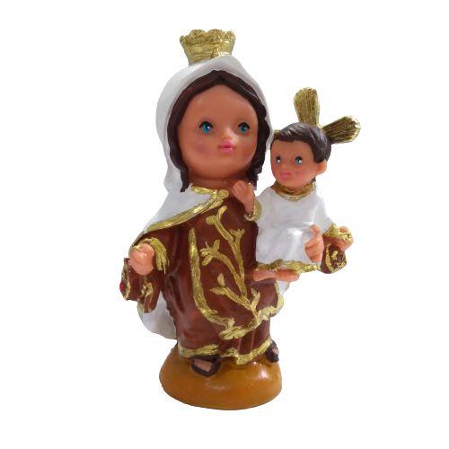 Nossa Senhora do Carmo Criança M - O Pacote com 3 peças - Cód.: 7913