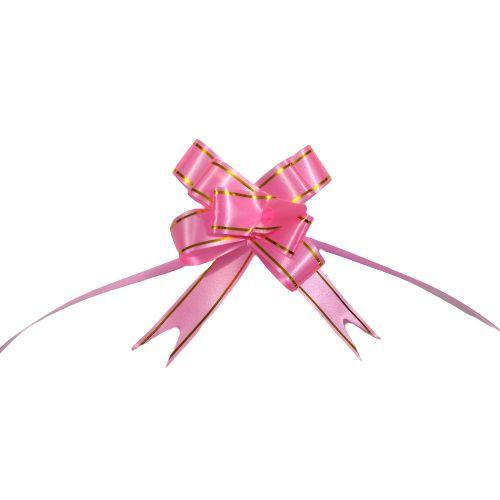 Laço para Presente M na Cor Rosa Claro - O Pacote com 200 peças -  Cód.: 8930