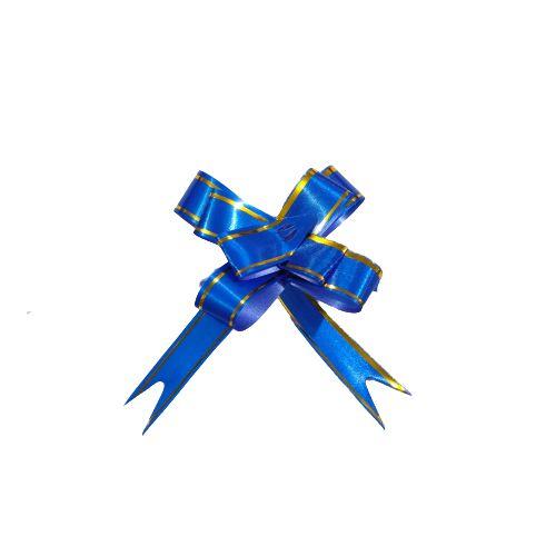 Laço para Presente M na Cor Azul Escuro - O Pacote com 200 unidades - Cód.: 8930