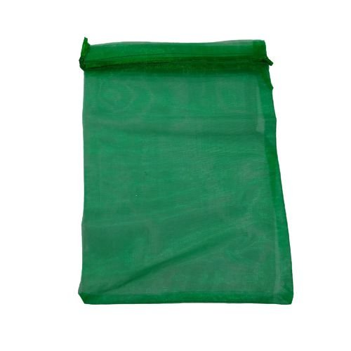 Saquinho de Organza na Cor Verde - A Dúzia - Cód.: 481