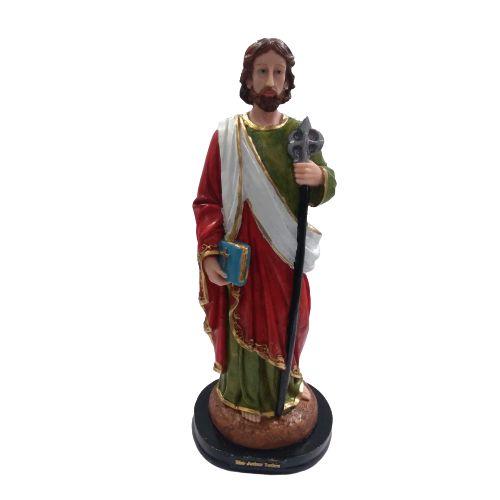 Imagem de São Judas GG em Resina - A unidade - Cód.: 3935