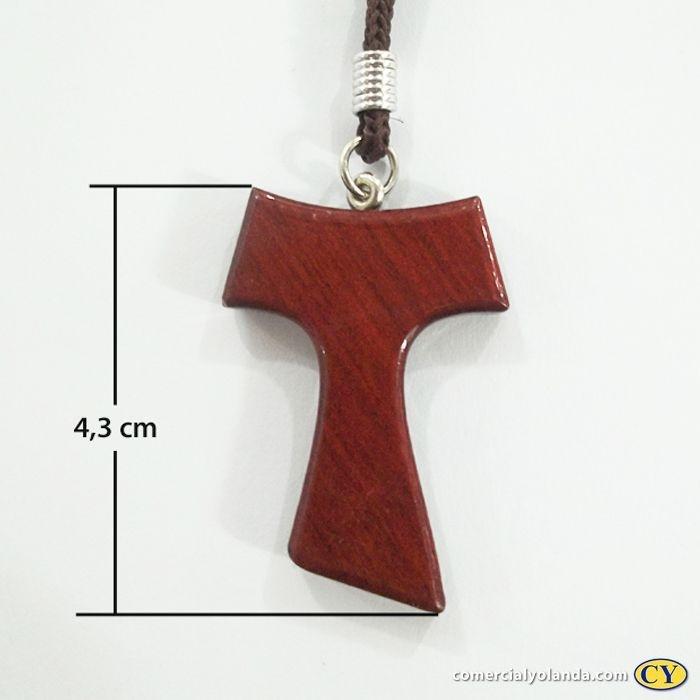 Tau em madeira - A Dúzia - Cód.: 5632