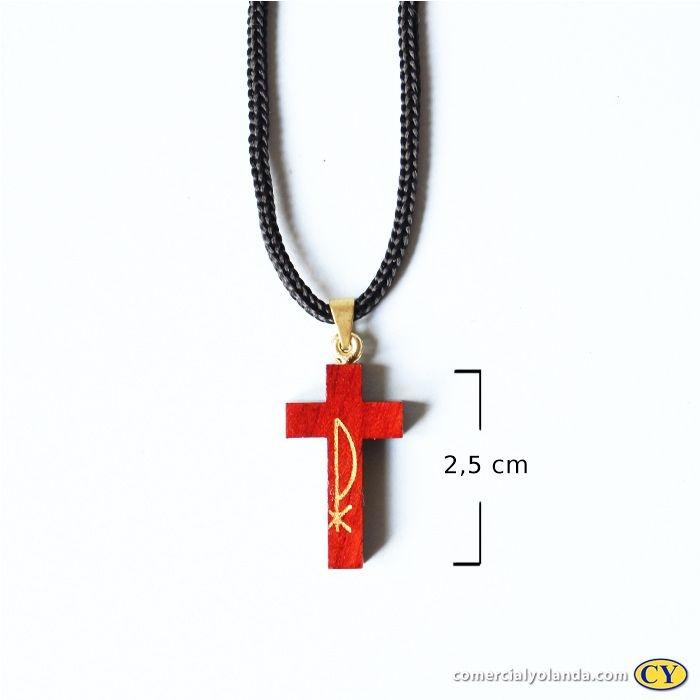 Cruz com PX em madeira - A Dúzia - Cód.: 2636