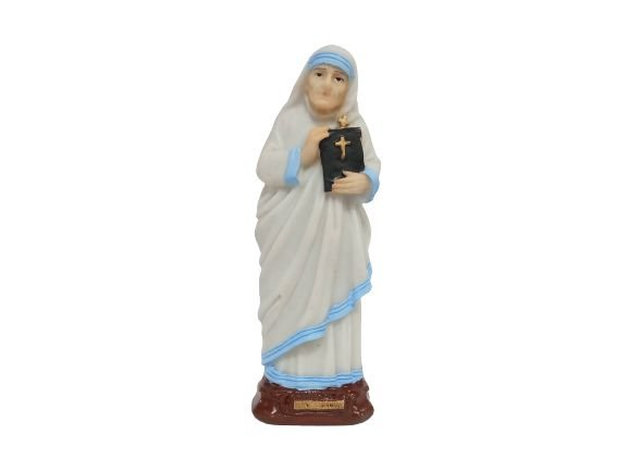 Imagem de Madre Teresa de Calcutá M em Resina - O Pacote com 3 peças - Cód.: 6167