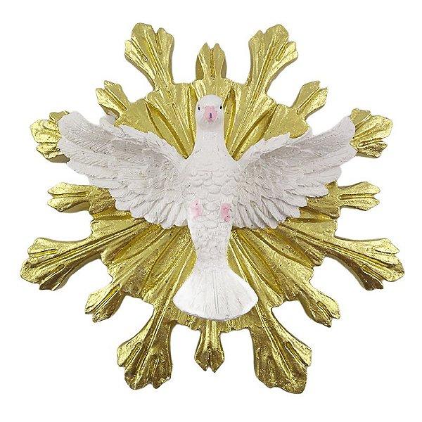 Divino Espirito Santo de parede em resina - A Unidade - Cód.: 5501