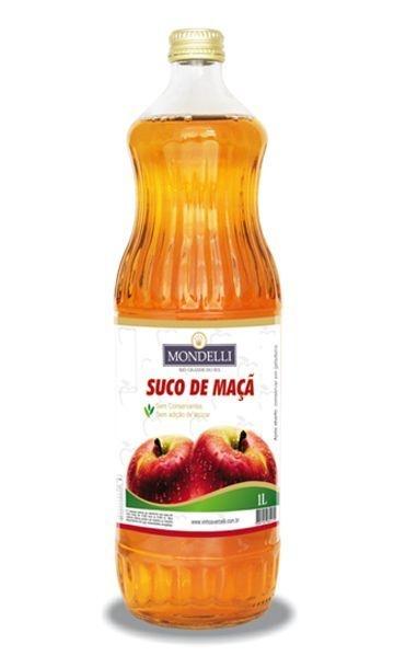 Suco de Maçã - Mondelli Integral 1L