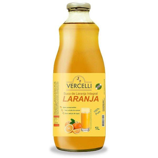 Suco de Laranja - Vercelli Integral 1L