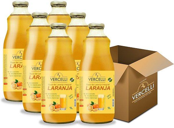 Suco de Laranja - Vercelli Integral 6x1L