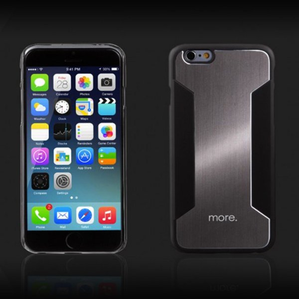 Para Blaze X   Capa iPhone 6s e iPhone 6 (tela 4,7)   Alumínio e Policarbonato