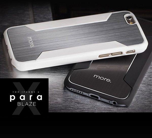 Para Blaze X | Capa iPhone 6s e iPhone 6 (tela 4,7) | Alumínio e Policarbonato