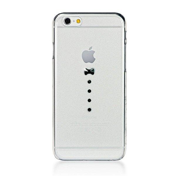 Capa Cristal Swarovski para iPhone 6s e iPhone 6 (tela 4,7)  | CASINO MIRAGE JET