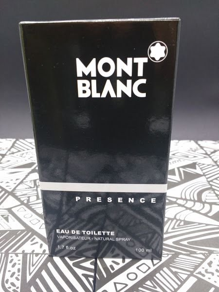 Perfume mont blanc Importado Contratipo 100ml