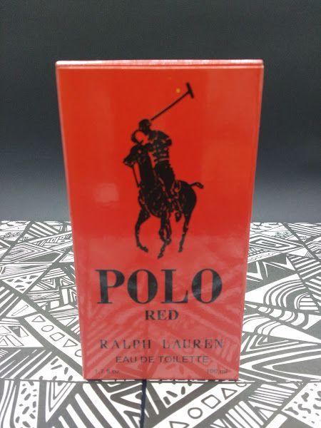 Perfume POLO RED Importado Contratipo 100ml