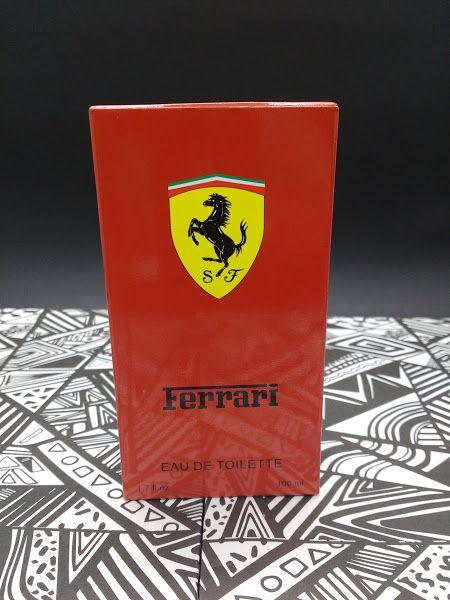 Perfume Ferrari Importado Contratipo 100ml