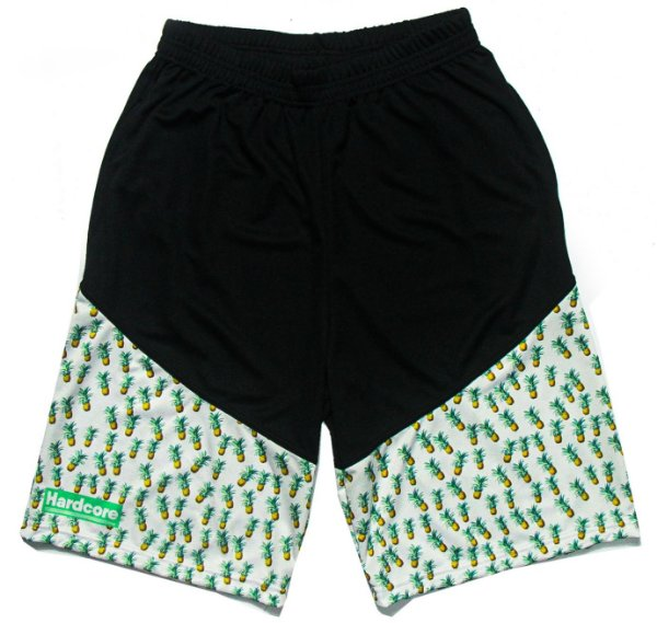 Bermuda Dry Fit Hardcore Line - Abacaxi