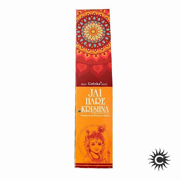 Incenso - Goloka - Jai Hare Krishna
