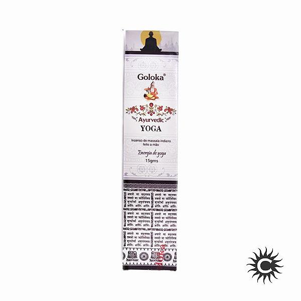 Incenso - Goloka - Ayurvedic - Vanilla