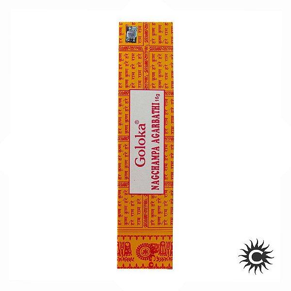 Incenso - Goloka - Nag champa Agarbathi