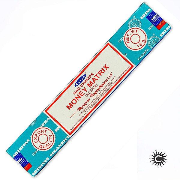Incenso - Satya Nag Champa - Money Matrix