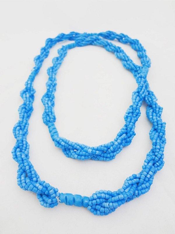 Brajá - 6 Fios - Opaco - Azul Claro