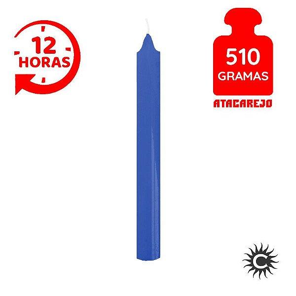 Vela - 12 horas - 510G - Azul Escuro
