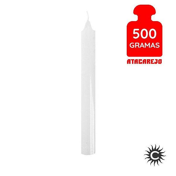 Vela - Palito - 500G - Branca