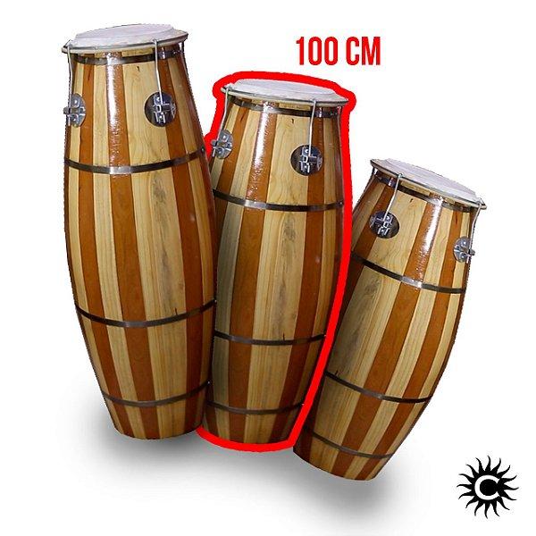 Atabaque - Paulinho - Médio - 100cm