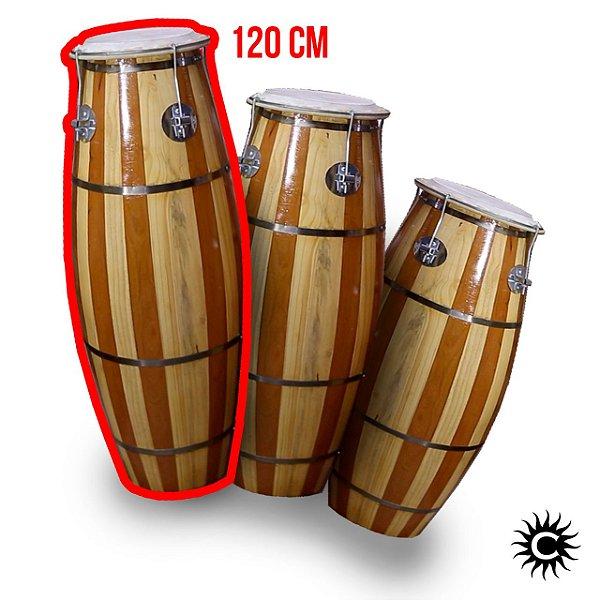 Atabaque - Paulinho - Grande - 120cm