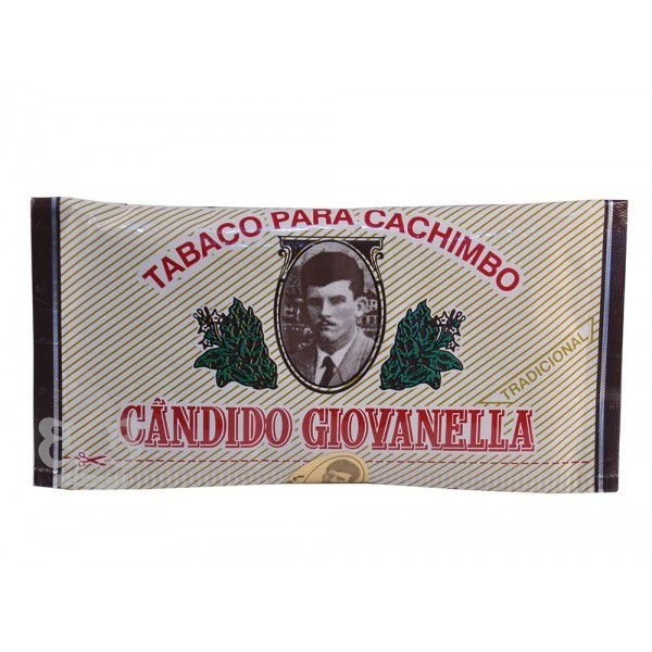 Tabaco - Cachimbo - Cândido Giovanella Tradicional 50G
