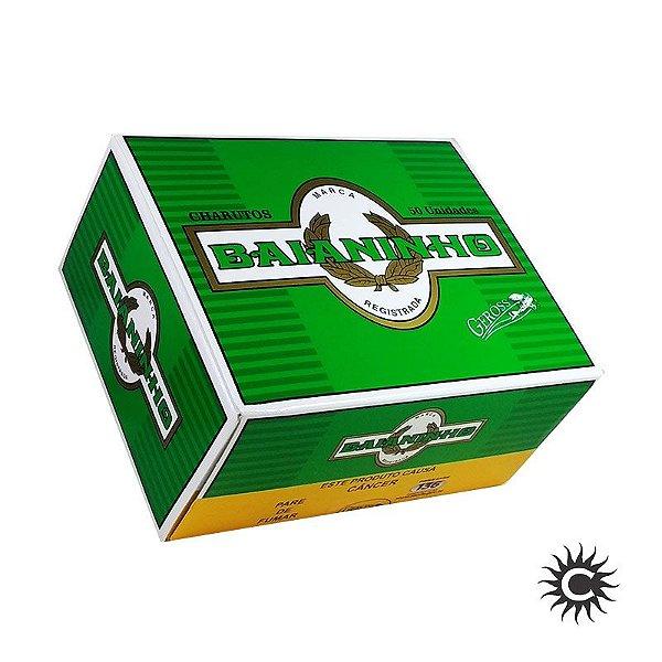 Charuto - BAIANINHO - Caixa 50 Unidades