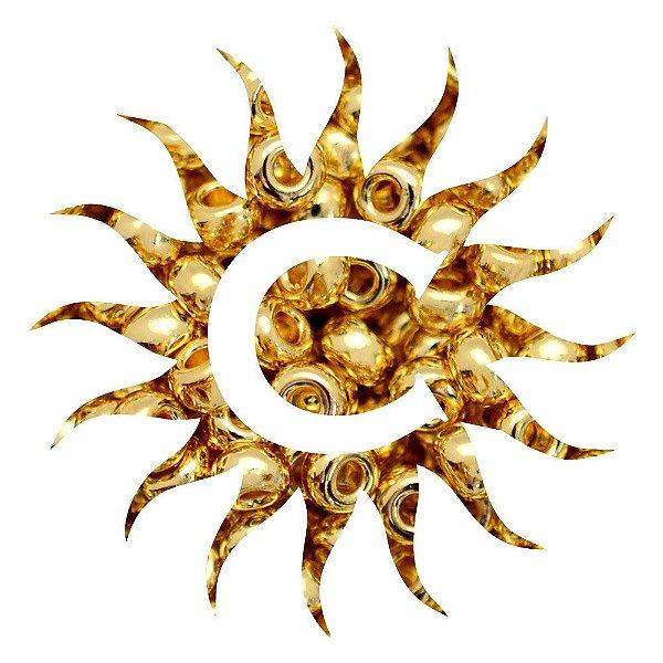 Missanga Especial - Ouro Novo 100 g